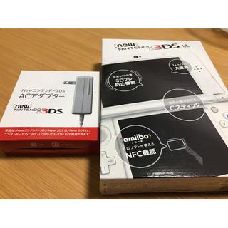 ニンテンドー3DS(ニンテンドー3DS)のNintendo 3DS LL(家庭用ゲームソフト)