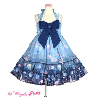 Angelic Pretty - Dream Marine Brilliant ColorジャンパースカートSet