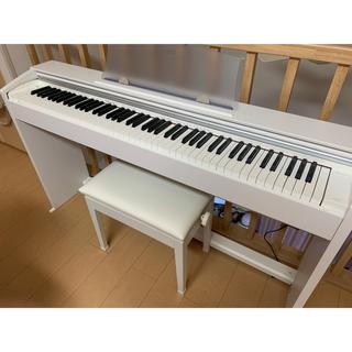 カシオ(CASIO)のCASIO 電子ピアノ ヘッドフォン 付属品(電子ピアノ)
