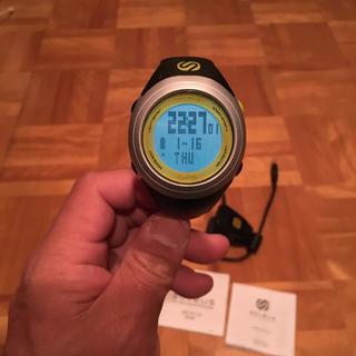 Soleus ソーラス GPSウォッチ ランニングウォッチ