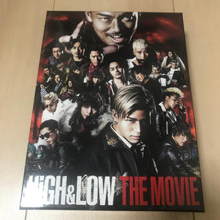 EXILE - HIGH&LOW THE MOVIE   Blu-ray