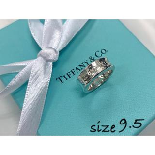 ティファニー(Tiffany & Co.)の★送料無料★ティファニー TIFFANY&Co.1837シルバーリング 9.5号(リング(指輪))