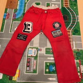 BABYDOLL - 110cm  BABYDOLL赤長ズボン