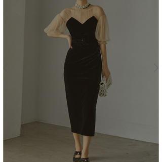 Ameri VINTAGE - ameri vintage ドレス ブラック