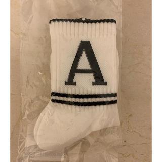 アニエスベー(agnes b.)のアニエスベー 靴下 男の子 女の子 agnis b. enfant  (靴下/タイツ)
