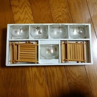 お茶カップ5客セット(グラス/カップ)