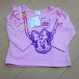 西松屋 - ミニーちゃん 長袖Tシャツ 95サイズ