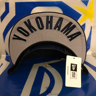 NEW ERA - 大洋ホエールズ  キャップ ニューエラ  横浜DeNAベイスターズ