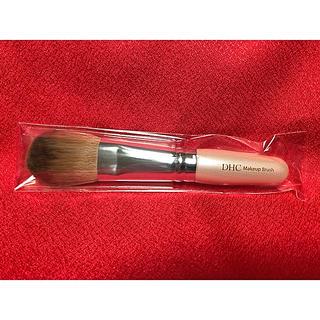 ディーエイチシー(DHC)のDHC  チークブラシ 美容 メークアップ 化粧 化粧道具(コフレ/メイクアップセット)