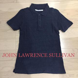 JOHN LAWRENCE SULLIVAN - JOHN LAWRENCE SULLIVAN ジョンローレンスサリバン ポロ