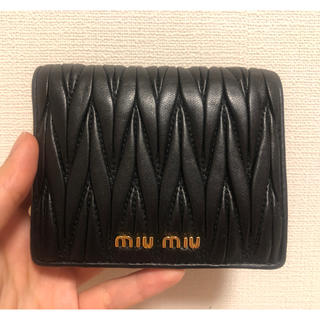 miumiu - お財布