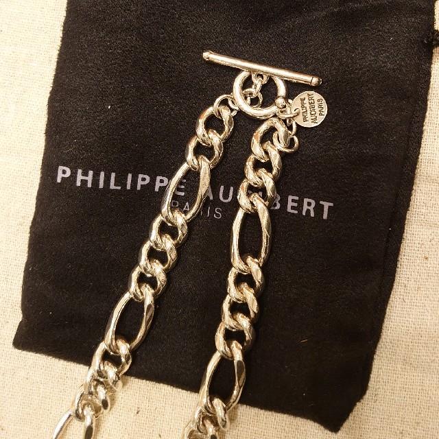 Philippe Audibert(フィリップオーディベール)のえっちゃん様ご専用 フィリップオーディベール レディースのアクセサリー(ネックレス)の商品写真