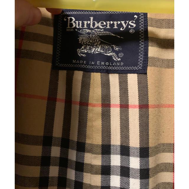BURBERRY(バーバリー)のバーバリー メンズ トレンチコート メンズのジャケット/アウター(トレンチコート)の商品写真