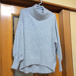 Noble - アンゴラ ハイネックセーター