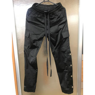 FEAR OF GOD - urkool zipper cargo pants 28インチ