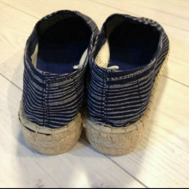 GAP(ギャップ)のGAP エスパドリーユ 23cm レディースの靴/シューズ(スリッポン/モカシン)の商品写真