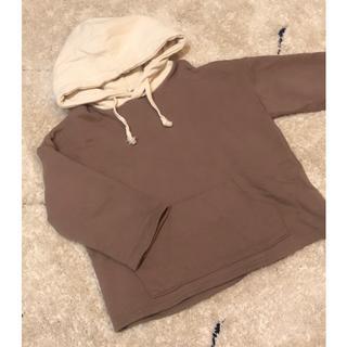 プティマイン(petit main)の韓国子供服♡フードパーカー110(Tシャツ/カットソー)