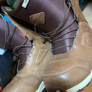 バートン(BURTON)のBurton Ion Leather Snowboard Boot 26.5 (ブーツ)