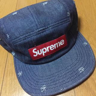 シュプリーム(Supreme)のsupreme campcap(キャップ)