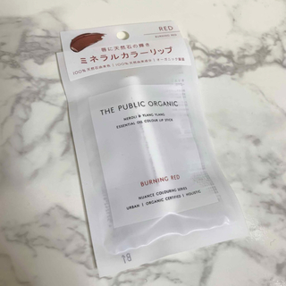 Cosme Kitchen - THE PUBLIC ORGANIC ♡リップ
