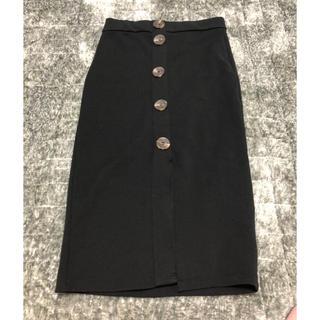 ZARA - stradivarius 美品 ボタンスカート