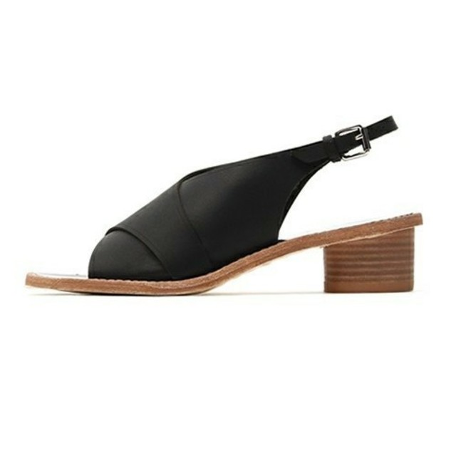 TODAYFUL(トゥデイフル)の値下げ中!Todayful ヒールサンダル 38 レディースの靴/シューズ(サンダル)の商品写真