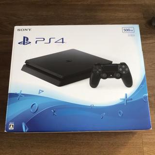 PlayStation4 - 動作品 PS4 CUH-2000A B01 500GB 薄型 プレステ4