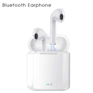 Bluetooth イヤホン ブルートゥース 5.0+EDR (ヘッドフォン/イヤフォン)