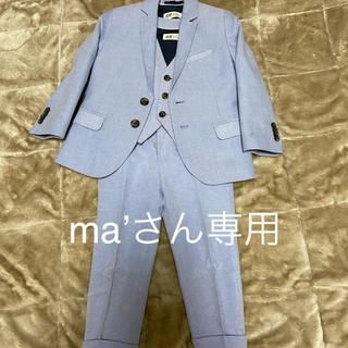 エイチアンドエム(H&M)のH&M キッズスーツ 3点セット(ドレス/フォーマル)