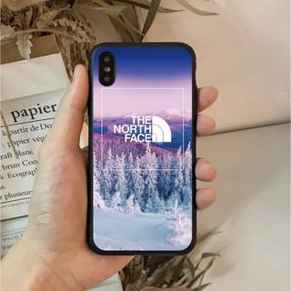 ザノースフェイス(THE NORTH FACE)のTV)iPhoneケース スマホケース(iPhoneケース)