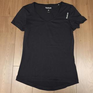 Reebok - Reebok トレーニングTシャツ 黒