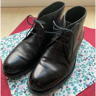 ビューティアンドユースユナイテッドアローズ(BEAUTY&YOUTH UNITED ARROWS)のB&Y BOEMOS ブーツ 黒(ブーツ)