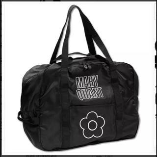 マリークワント(MARY QUANT)の肩掛け可能❣️【新品タグ付未開封】マリークワント💕軽量 ボストン バッグ(ボストンバッグ)