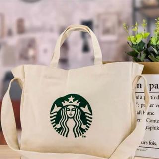 Starbucks Coffee - 【即購入大歓迎】スターバックス ビッグトート 2way