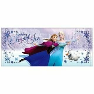 アナトユキノジョオウ(アナと雪の女王)の新品 匿名ゆうパケット送込み アナ雪 フェイスタオル 綿100%(タオル)