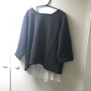 【授乳服 マタニティ】  ブラウス トップス カットソー