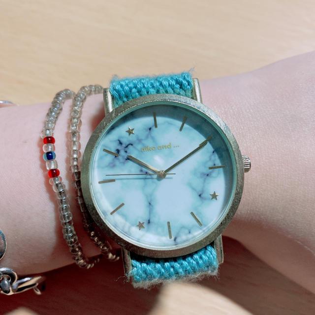 niko and...(ニコアンド)のnico and ... - 腕時計 レディースのファッション小物(腕時計)の商品写真
