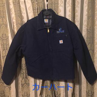 carhartt - 【美品】カーハート入手困難 企業モノビッグサイズ刺繍ダックデトロイトジャケット