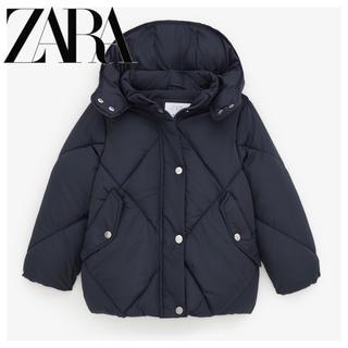 ZARA - 【未使用】ZARA キルティングコート