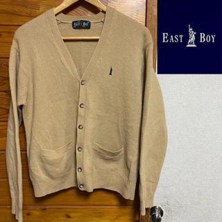 EASTBOY - EAST BOY イーストボーイ カーディガン