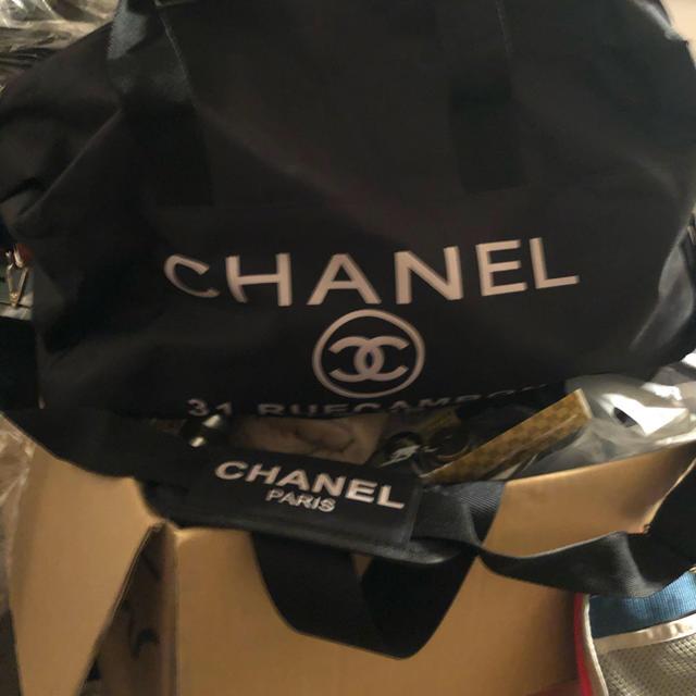 CHANEL(シャネル)のシャネルノベルティーボストンバッグ レディースのバッグ(ボストンバッグ)の商品写真