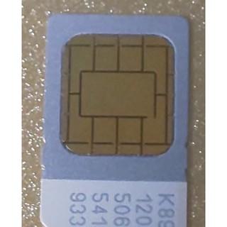 ソフトバンク(Softbank)のSoftBank=標準SIMカード×1枚 (解約済み)(その他)