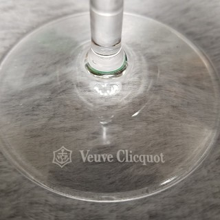 モエエシャンドン(MOËT & CHANDON)の☆最安値 ヴーヴクリコ シャンパングラス 6個セット(アルコールグッズ)