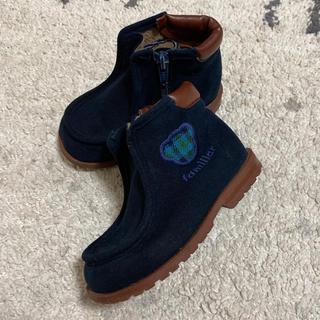 familiar - familiar 靴 14cm 超美品