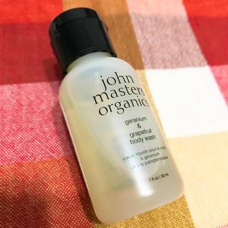 ジョンマスターオーガニック(John Masters Organics)のjogn master organics ジョンマスター G&Gボディウォッシュ(ボディソープ/石鹸)