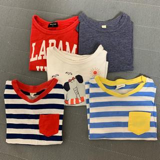アカチャンホンポ(アカチャンホンポ)のtシャツ(90)まとめ売り(Tシャツ/カットソー)