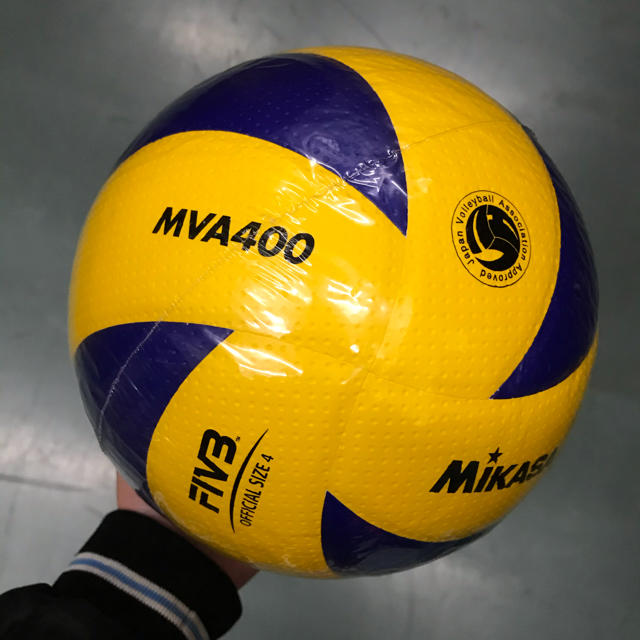 MIKASA(ミカサ)の排球女将様専用  5個セット  送料無料 スポーツ/アウトドアのスポーツ/アウトドア その他(バレーボール)の商品写真