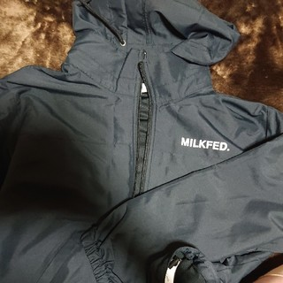 ミルクフェド(MILKFED.)のミルクフェド ジャンパー(ブルゾン)