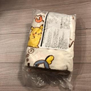 ポケモン(ポケモン)の新品 ミスド福袋 ポケモン ブランケット マステ付き(おくるみ/ブランケット)