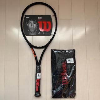 wilson - Wilson BURN 100S CV Black Edition G3 新品